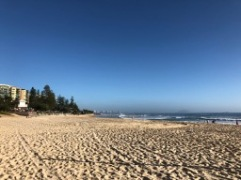 Mooloolaba Beach north