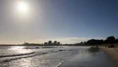 Mooloolaba Beach south